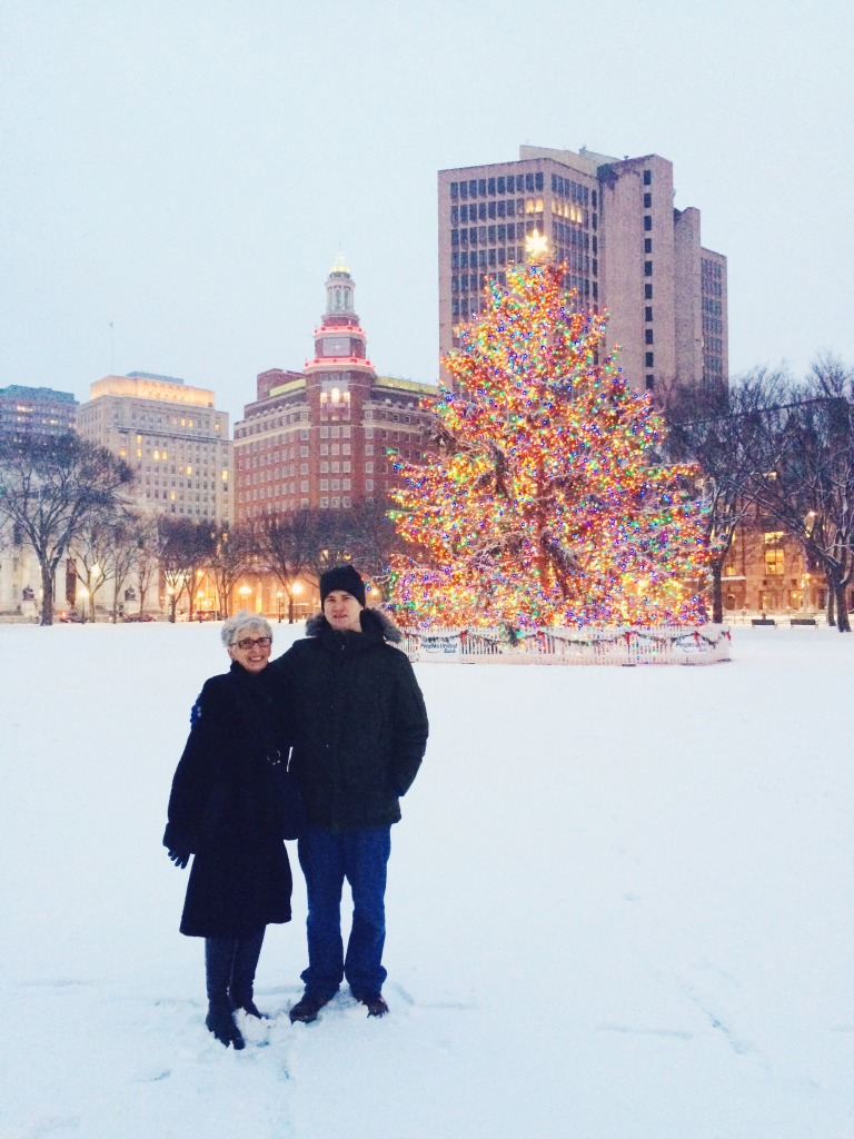 new haven green judy blasko arthur mullen etta kostick 3rdarm snow winter