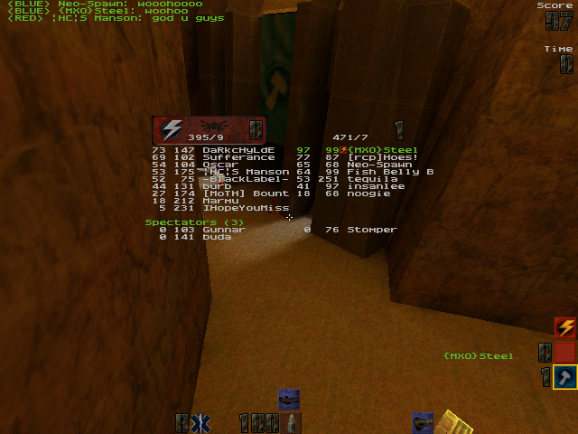 q2ctf quake 2 ctf capture the flag clan rcp h0ps 3some reefer hoes 21 121 91 3rdarm threesome