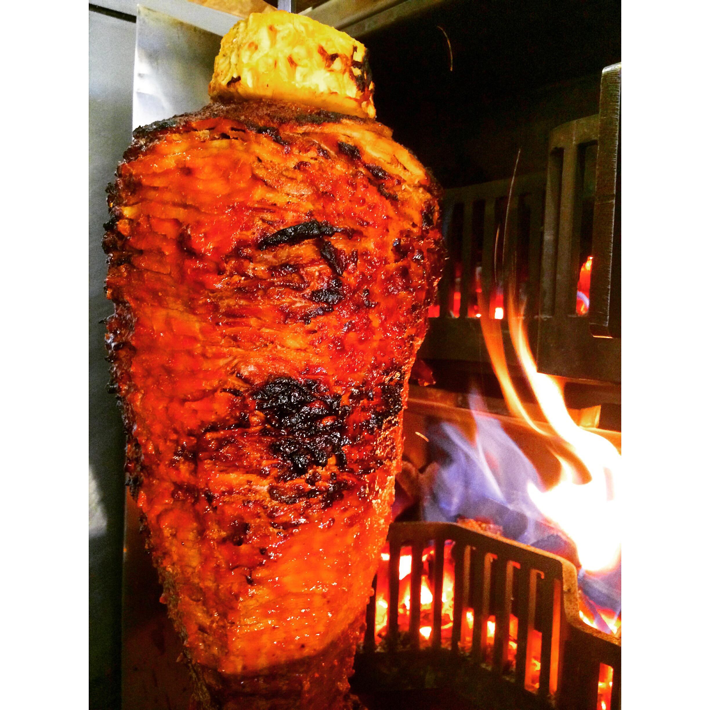 xoco chicago trompo tacos al pastor 3rdarm coalfire