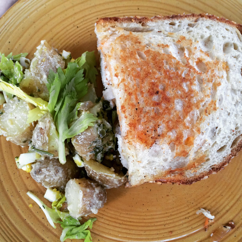 publican quality meats turkey potato salad 3rdarm