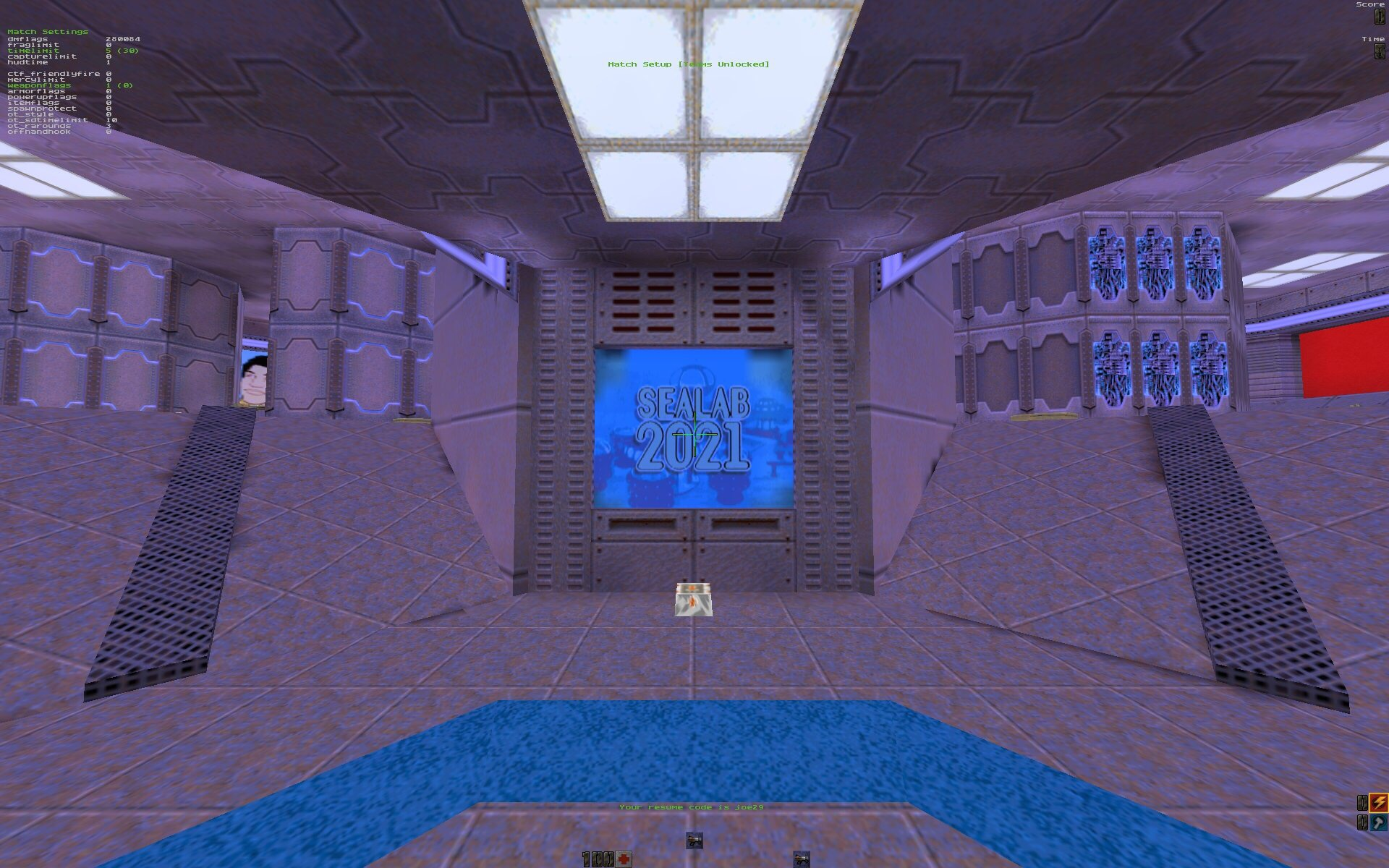 q2ctf acmectf quake 2 capture the flag 2015 fact3 bsp mintro as2m7 cacophony h0ps 3rdarm reefer