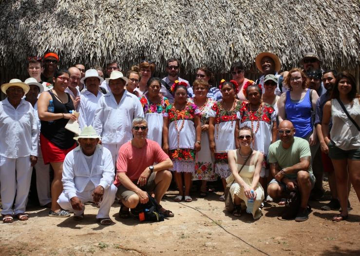 3rdarm rick bayless frontera grill staff trip xoco yucatan merida maya uxmal cochinita pibil poc chuc arthur mullen manager