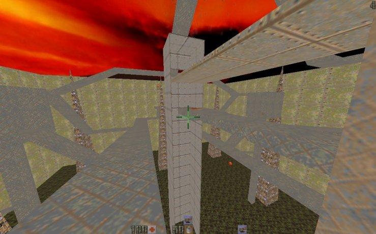 quake 2 capture the flag hafhead rails quadz tastyspleen acmectf q2ctf reefer 3rdarm arthur mullen hafhead twin temples lush geezer mapmaking stellar cow