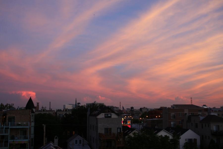 pitchfork chicago sunset arthur mullen 3rdarm reefer xoco