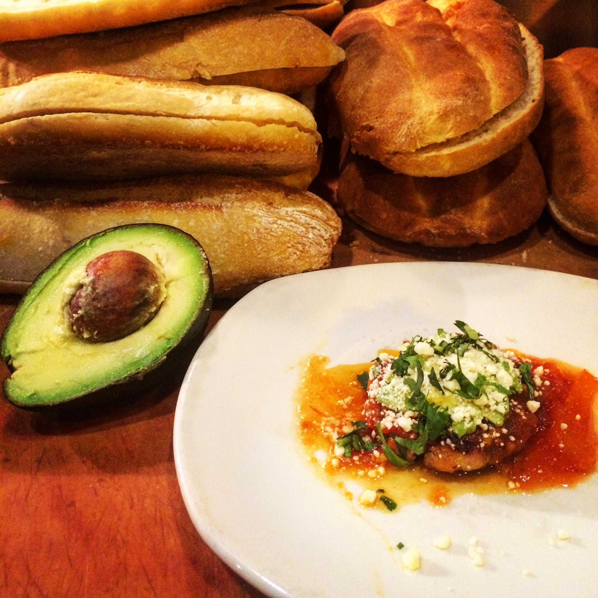 xoco chicago albondiga avocado tomato sauce mexican food tastyspleen quake2 rocketarena ra2 reefer pambazo