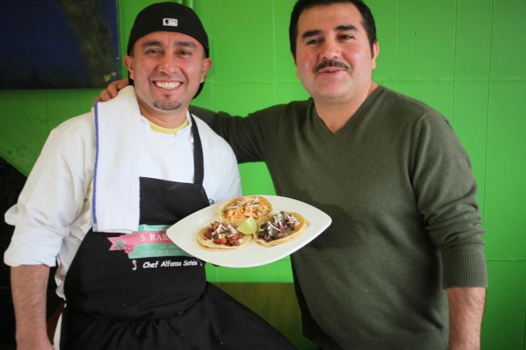 5 rabanitos alfonso sotelo 3rdarm jamie sotelo pilsen mexican family owned restaurant 3rdarm arthur mullen