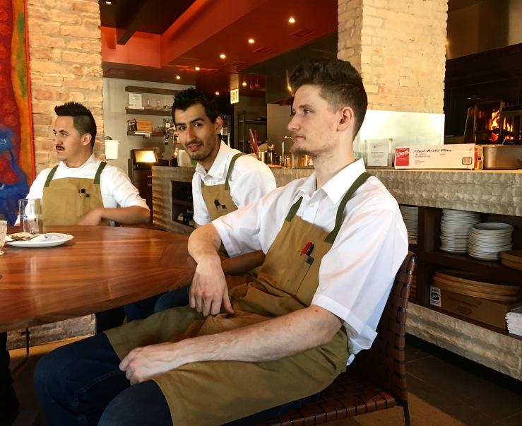 los surfos 900 randolph lena brava cruz blanca rick bayless 3rdarm arthur mullen 2016 chicago restaurants shane fischler felipe loza