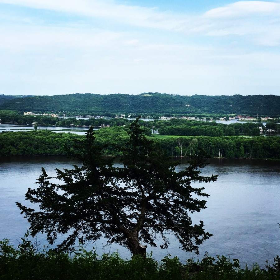 prairie du chien wisconsin arthur mullen raven beauty chicago trees nature effigy mounds mississippi river views 3rdarm