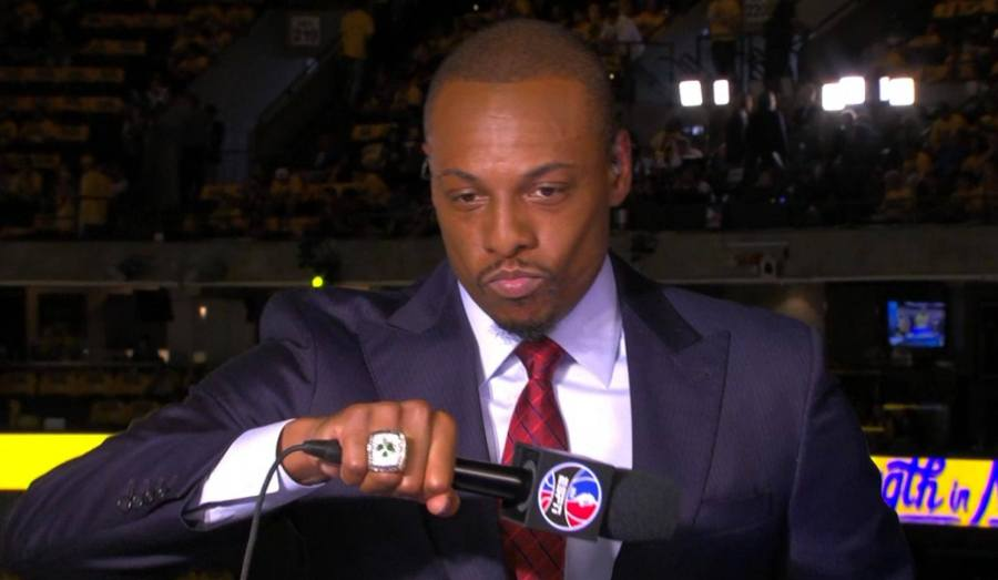 the truth paul pierce finals broadcaster 3rdarm