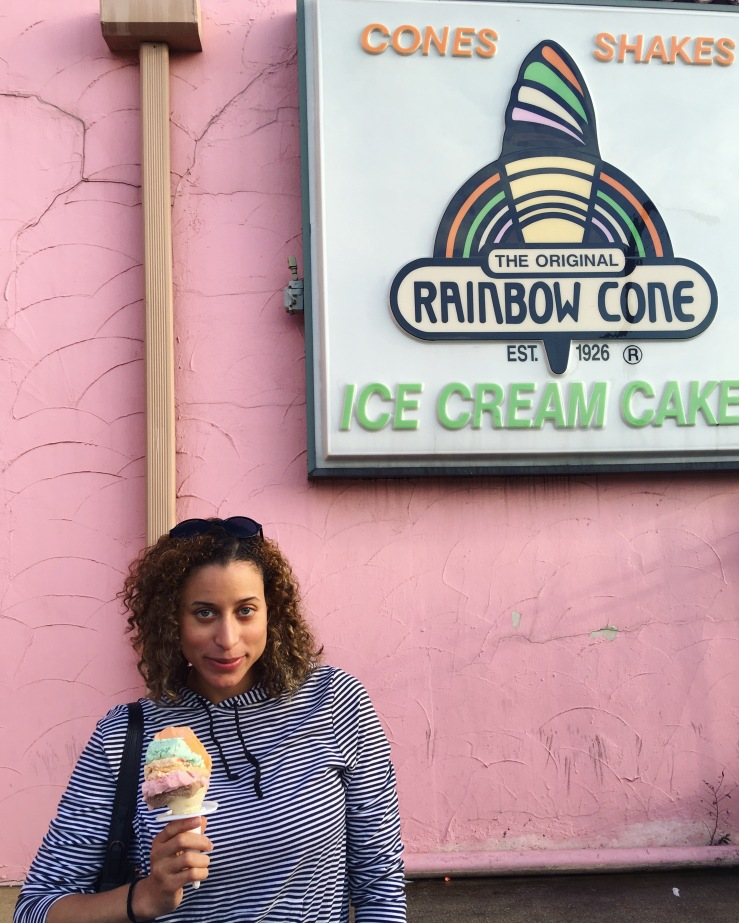 chicago rainbow cone 3rdarm raven beauty