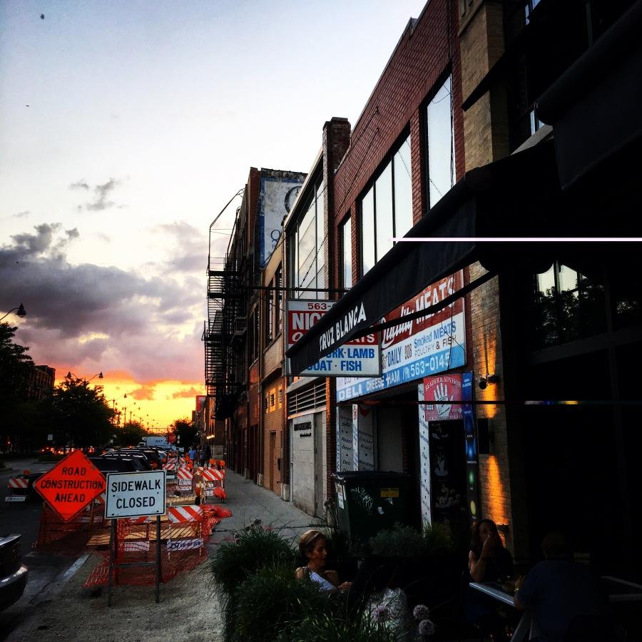 cruz blanca chicago 3rdarm sunset