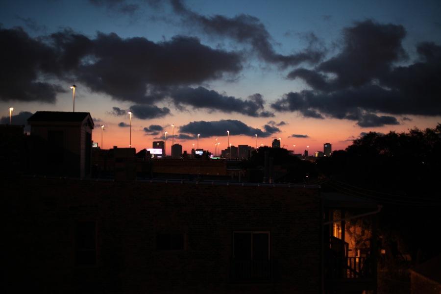 3rdarm chicago sunrise southside bridgeport