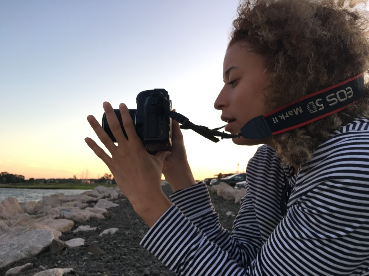 3rdarm connecticut shore raven beauty camera