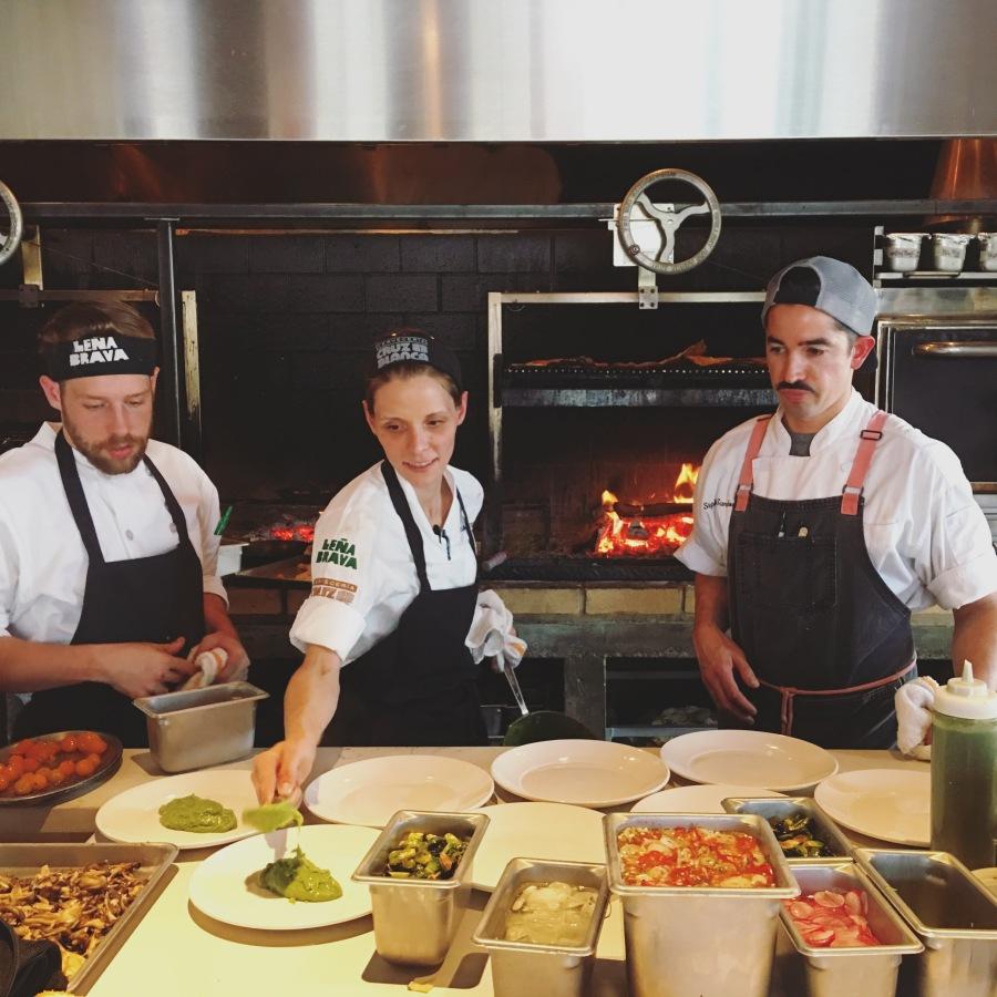 lena brava chefs chef rick bayless chicago 3rdarm lisa despres mike nutter stephen sandoval