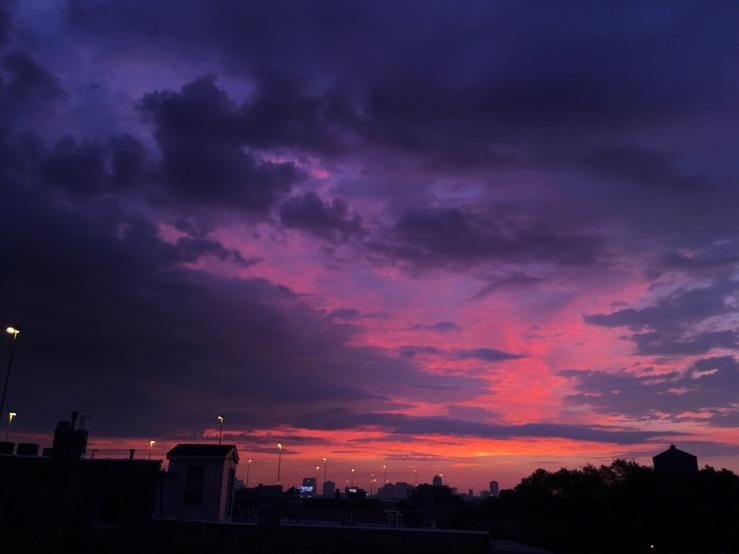 3rdarm chicago sunset