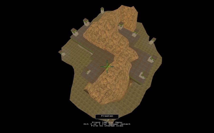 marics instagib insta quake2 quake 2 map ra2 3rdarm 2016