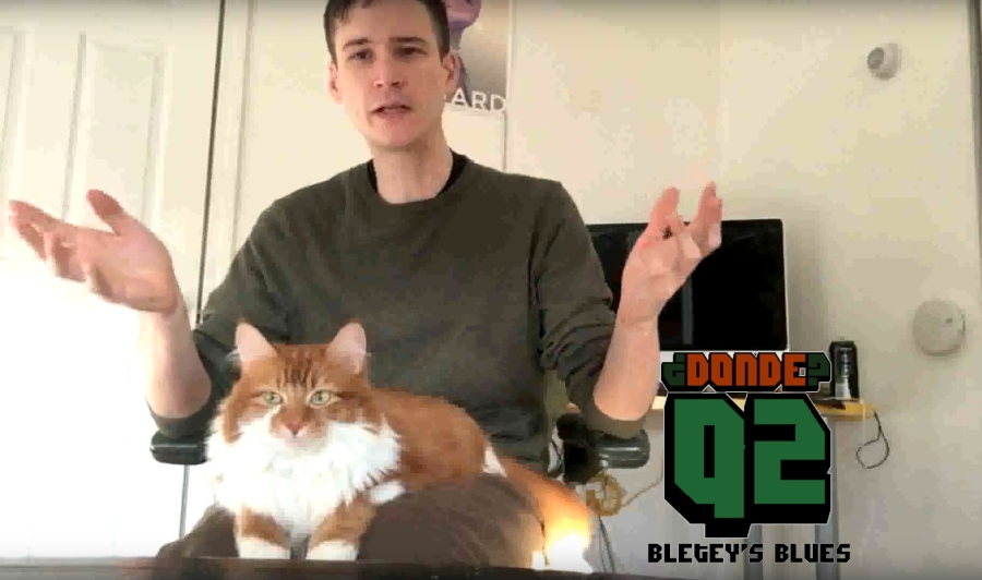 bletey's blues roly poly maine coon cat orange white quake 2 q2ctf rtctf1 richard tompkins 2017 20th anniversary john romero quake champions wiki 3rdarm q2 donde reefer
