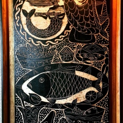 Baja seafood