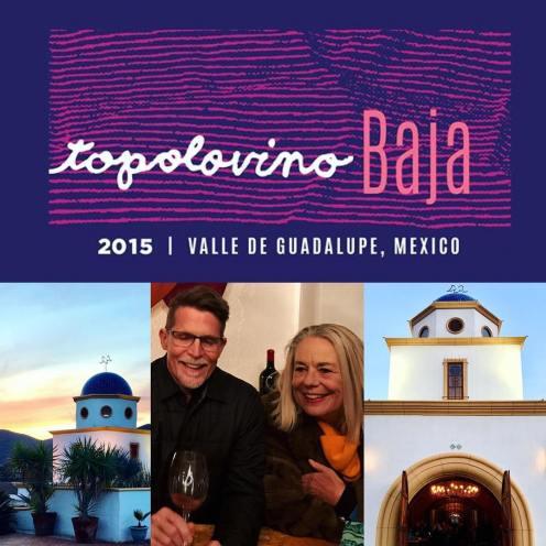 Valle de Guadalupe wine